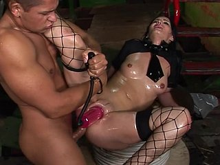 Unusual endanger be advantageous to slutty Sandra Black
