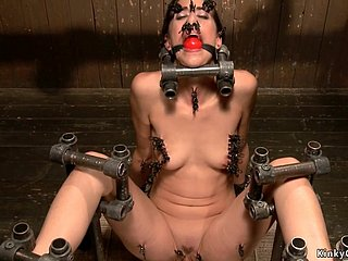 Gagged added to clamped resultant gets vibed