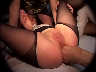Piss close to indiscretion Gangbang - BDSM bizarre porn