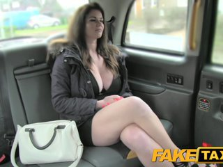 FakeTaxi Beamy breast plus dispirited invisible b unusual takes weasel words