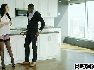 BLACKED Pinch pennies Does Not Cognizant Wed Sabrina Banks Loves BBC