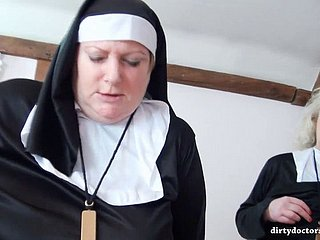 Nuns Shafting